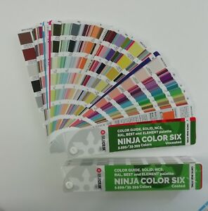 Color All in one Uncoated 35 399 Colors For Process And Digital Print Pantone