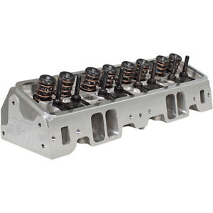 Afr Cylinder Head Set 1034 Eliminator 195cc Aluminum 65cc For Chevy 262 400 Sbc