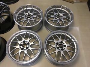 Bbs Rgr 18 5x120 Forged Bmw