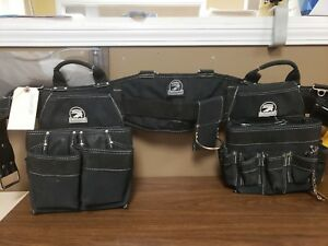 Used Gatorback Xlarge 40 44 Electrician Combo Belt Bag