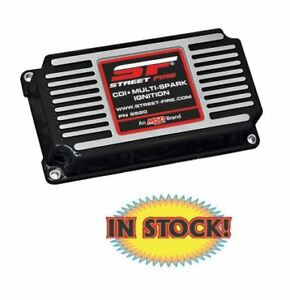 Holley 5520 Msd Street Fire Ignition Control System