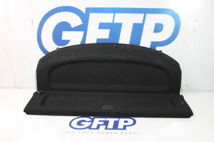 07 09 Mazda Mazdaspeed Speed 3 Ms3 Rear Hatch Luggage Cargo Privacy Cover Oem 08