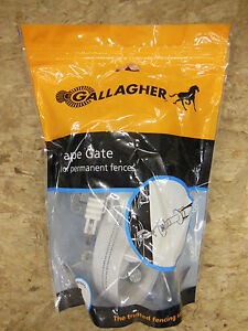 Gallagher Electric Fence 1 1 2 Tape Gate Livestock Horses New