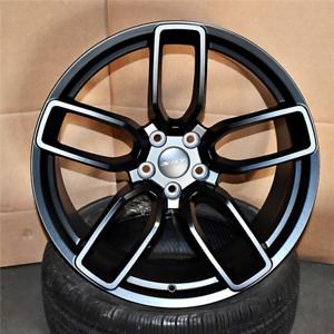 20 Dodge Hellcat Flow Forged Wheels For Chrysler 300 C Charger Challenger 24lbs