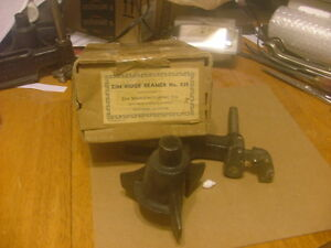 no 2 Old Antique Model T A Flathead Ford Car Tool Ridge Reamer
