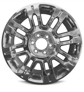 Set Of 4 Wheels Road Ready 20 Inch Steel Wheel Rim 2010 2014 Ford Expedition