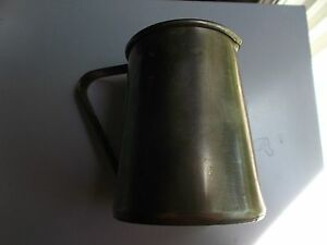 Antique Silver Cup Old Russia Silver 84 Hallmark Weight 74 Gram Or 2 6 Oz