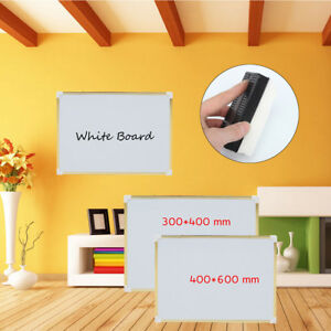 24 36 Magnetic Writing Whiteboard Double Side Dry Eraser Board Office Home