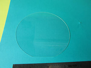 Optical Sapphire Single Crystal Wafer Z cut Laser Optics Bin b2 16