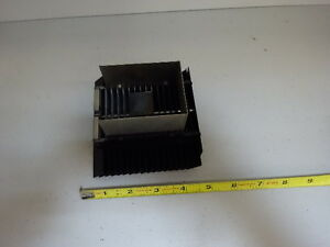 Microscope Part Polyvar Reichert Leica Lamp Heat Sink Cover Assembly As Is Al 05