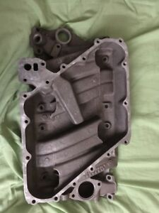 Vintage Original Crossfire Intake Bottom For Sbc