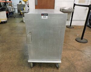 Lockwood Ca37 es20 Commercial Non Insulated Transport Holding Cabinet