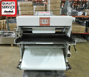 Acme Model 11 Commercial Double Pass Bench Dough Roller Sheeter