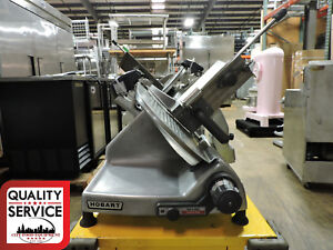 Hobart 2612 Commercial Deli Meat Slicer