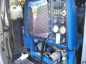 Carpet Cleaning Van 2004 Chevy Express 2500