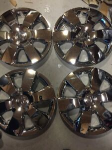 4 14 New Toyota Camry Yaris Echo Corolla Wheel Cover Hub Caps Hubcaps Wheel Chr