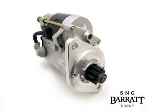 Mg Mgb Uprated Starter Motor Rac104 Powerlite