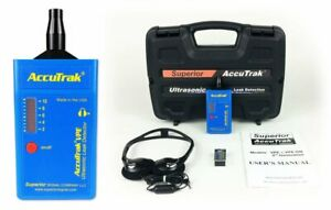 Accutrak Vpe Basic Kit Ultrasonic Leak Detector