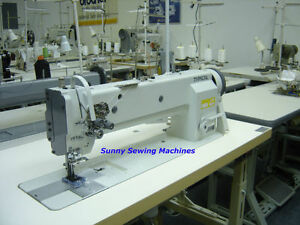 Typical Gc20606l18 Double Needle 18 Long Arm Walking Foot Sewing Machine 3 8