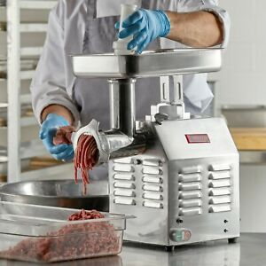 22 1 1 2 Hp Electric Meat Grinder 110v