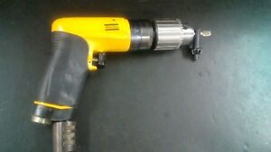Atlas Copco Air Drill With New 3 8 Chuck Aircraft Tool Lbb36 H033 3 300 Rpm