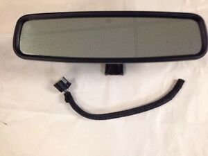 2013 2014 Ford Mustang Gt Oem Interior Inside Rear View Mirror W Auto Dimming
