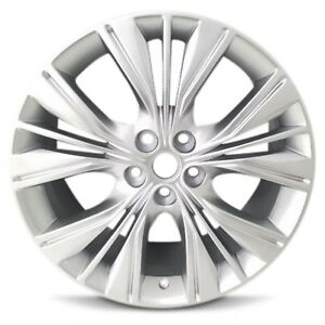Set Of 4 Wheels 20x8 5 Inch Aluminum Rim 2014 2018 Chevrolet Impala 5 Lug