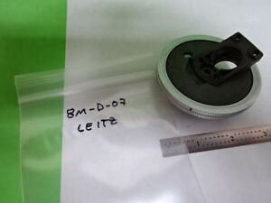 Microscope Part Leitz Germany Sm lux Nosepiece As Is Bin 8m d 07
