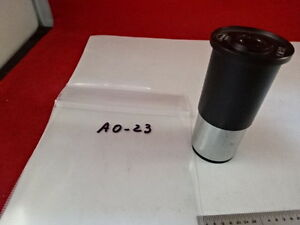 Microscope Part Eyepiece Ocular Tiyoda Japan Kw32 Optics As Is ao 23