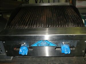 24 Castle Char Broiler Propane Local Pickup Only