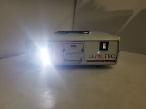 Luxtec Xenon 9300 Supercharged Light Source damaged Turret
