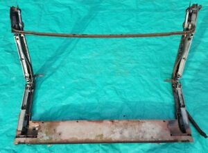 Oem 1961 1962 1963 Lincoln Continental Convertible Rop Rack Lip