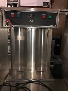 Wilbur Curtis Coffee Brewer Model C1000ap 10