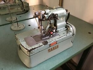Industrial Buttonhole Reece S2 Sewing Machine