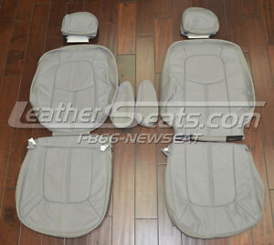 2007 2011 Chevrolet Hhr Custom Leather Trimmed Upholstery Seat Covers