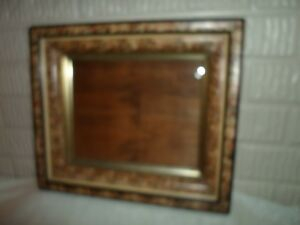 Deep Dish Shadow Box Mottled Picture Frame 8 By 10 In Real Beauty 1052