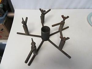 Mig Welder Wire Holder Spool For Large 60 Lbs Spools Hobart