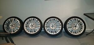 Oem 235 35 R19 Base Wheels And Tires For Focus Rs