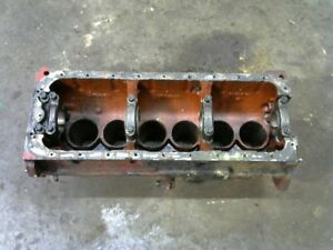 Farmall 560 Diesel Engine Block
