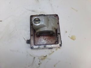 Farmall 656 Tractor Hydraulic Oil Pump