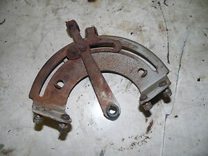 Massey Ferguson 35 Tractor 3 Point Levers
