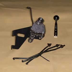 Hurst Competition Plus 4 Speed Saginaw Shifter Mint