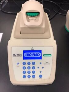 Bio rad Mj Mini Pcr 48 Well Thermal Cycler temp Probe Tested
