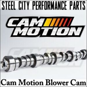 Cam Motion Pds Supercharged Blower Ls Cam 5 3 5 7 6 0 6 2 Cm0053