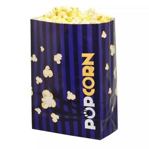 Gold Medal Laminated Popcorn Bags 170 Oz 500 Ct