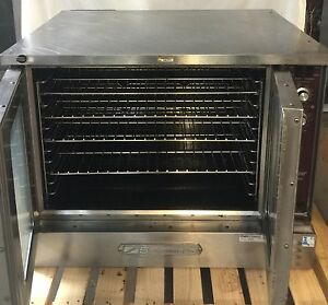 Southbend Electric Convection Oven Sles 10sc 38 Single Deck Full Size