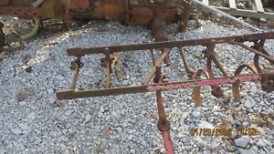 2 Or 4 Row Ferguson Pittsburgh 3pt Cultivator Plow