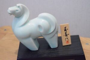 Japanese Ornament Horse Used