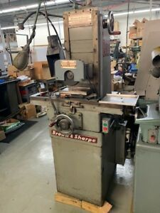Brown And Sharpe 510 Surface Grinder