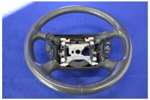 2003 2004 Ford Mustang Cobra Svt Oem Double Wrapped Leather Steering Wheel